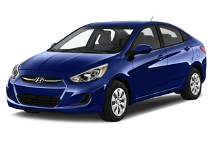 Hyundai Accent, Nissan Altima or similar
