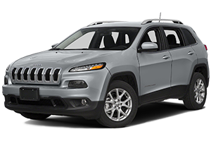 Jeep Cherokee, Toyota Rav 4 or Similar