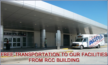 Shuttle Bus RCC miami Airport